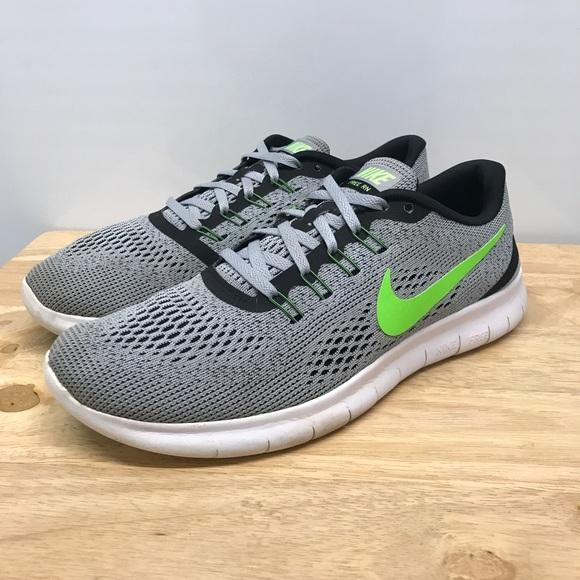 Nike Other - Nike Free Run 2017 831508-003 Sz9.5